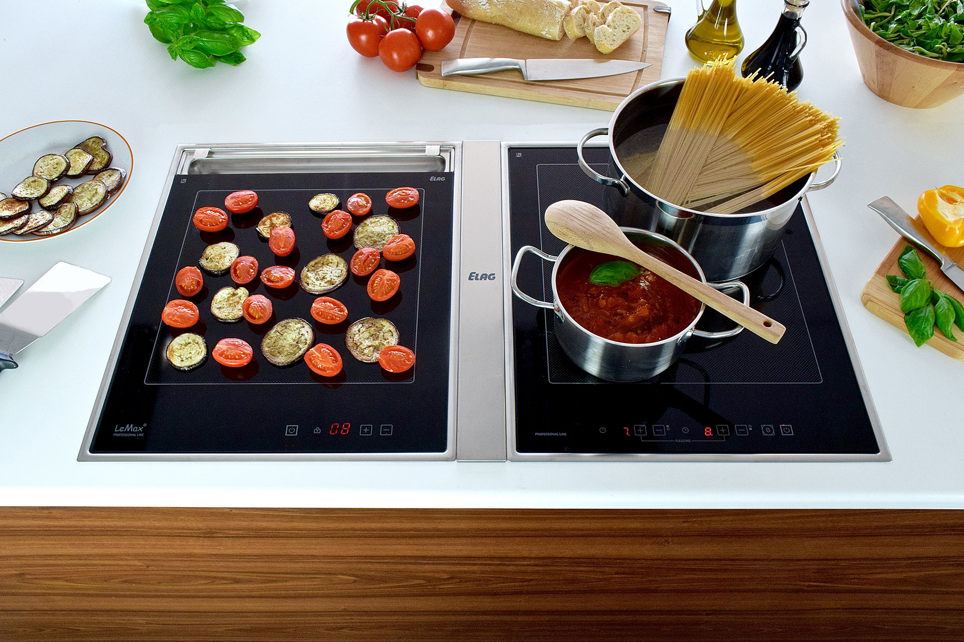 Induction Cooktop Made In Germany ~ Our best cooktops quot made in germany elag